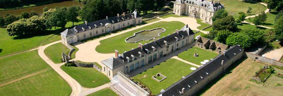 Château-de-Kerguéhennec
