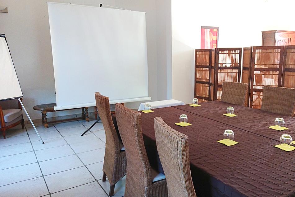 salle de réunion château de la Ferrière